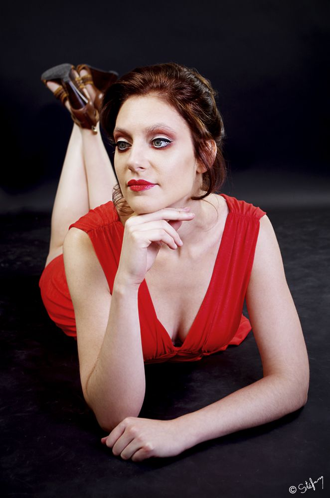 Emily looking great. MUA : Ella Moran, Hairstylist : M-C Monier. #photography