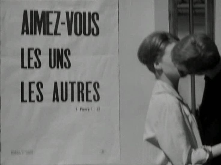 Le Petit Soldat (JLG, 1960)
