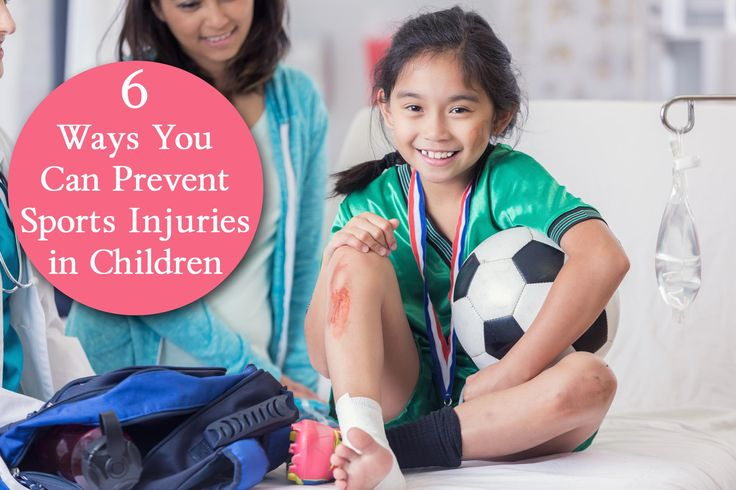 For parents, sports injuries are their biggest nemesis ...