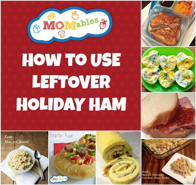 ... meals on Pinterest | Ham recipes, Cheesy broccoli rice and Holiday ham