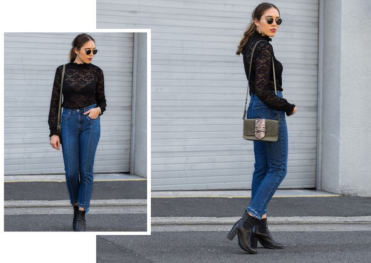 How To: Black Lace
