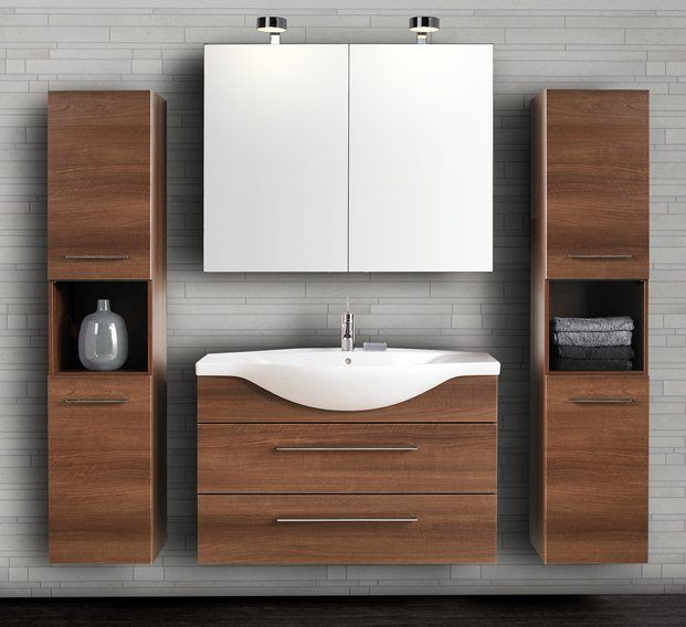 Photo Gallery For Website See the Dansani Luna bathroom furniture in this film