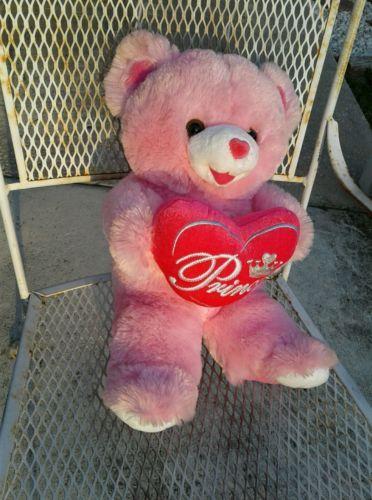 #TeddyBears #Teddy #Bears DanDee 2015 Pink Princess Sweetheart Plush Teddy Bear Collector's Choice #TeddyBears #Teddy #Bears
