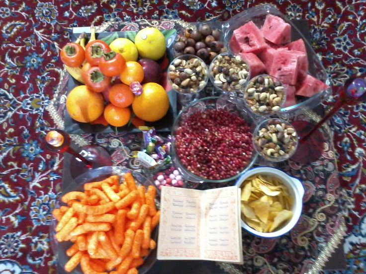 night yalda Eid Iran