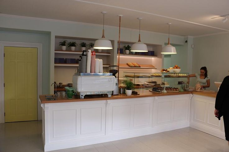 The fit out company , Auckland , New Zealand , fit out , interior , bluebells cakery