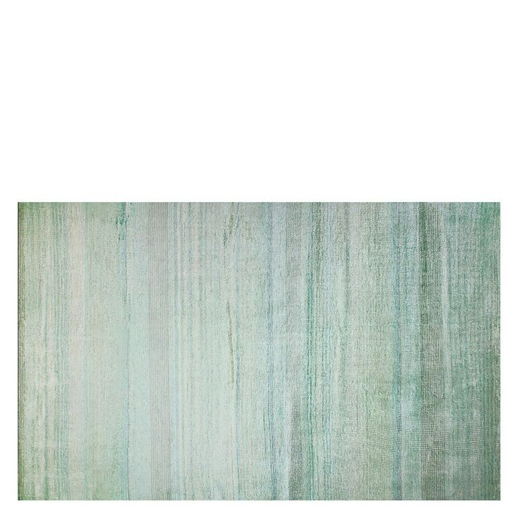 Tauriani Pale Jade Rug | Designers Guild