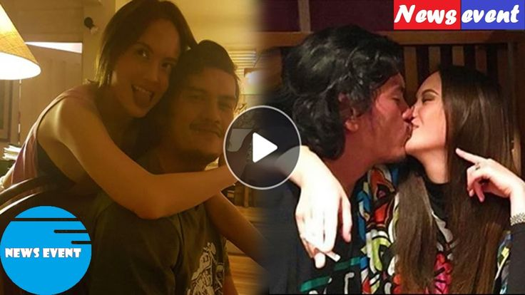SHOCKING  Ellen Adarna was spotted kissing Baste Duterte news event