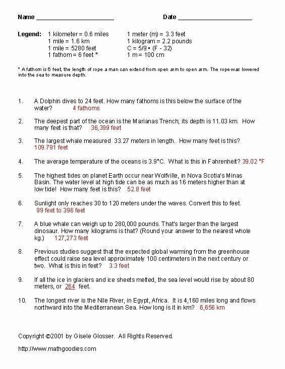 50 Dimensional Analysis Problems Worksheet In 2020 With Images
