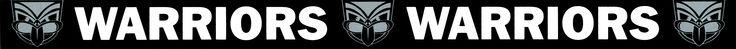 2014 Vodafone Warriors Scarf #WarriorsForever #NRL #Scarf Go to www.warriorsstore.co.nz