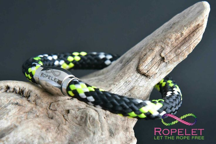 Chunky bracelets are the best like this black yellow and white one available in our online shop at www.ropelet.co.uk.  Great choice of leather and rope bracelets waiting for you, made to your order and shipped worldwide,  click on www.ropelet.co.uk for amazing Ropelets.  #ladiesbracelet #fashionbracelet #ropelet #ropebracelet #bracelet #wristband #leatherbracelet #climbingbracelet #skateboarding #snowboarding #surferbracelet #paddleboarding #mensbracelet #sup #streetstyle #styleiswhat