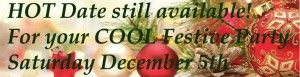Come and Celebrate Christmas at the Old Mill Toronto, because Festive Parties are what we do best!