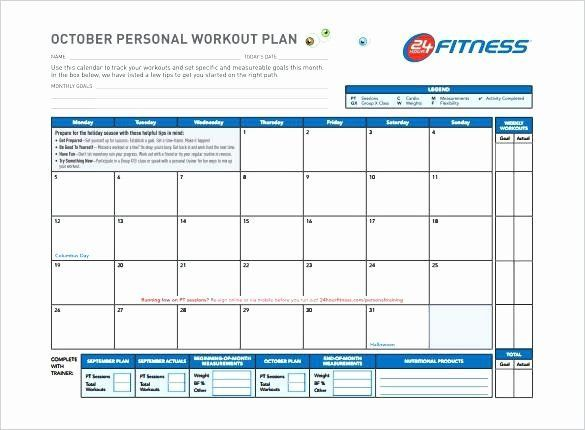 Personal Fitness Plan Template Lovely Personal Workout Plan Schedule Template We Fitnes Personalized Workout Plan Workout Plan Template Workout Plan
