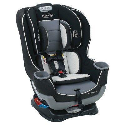 Graco Extend2Fit Convertible Car Seat - Gotham