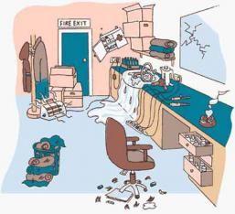 Hazards and Risks: Step 5 - Reporting and dealing with hazards | Hairdressing Training // Pericole şi riscuri: Pasul 5 – Raportarea şi gestionarea pericolelor | Curs de frizerie şi coafură