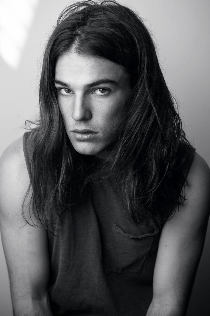 1000 images about long haired men on pinterest models