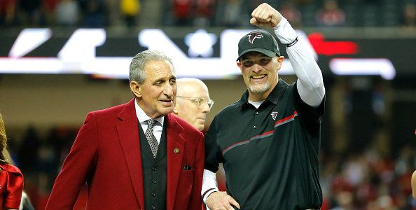Arthur Blank Check' as he was nicknamed by Dan Boomer Beyer shows his coaches respect, and it's paying off.