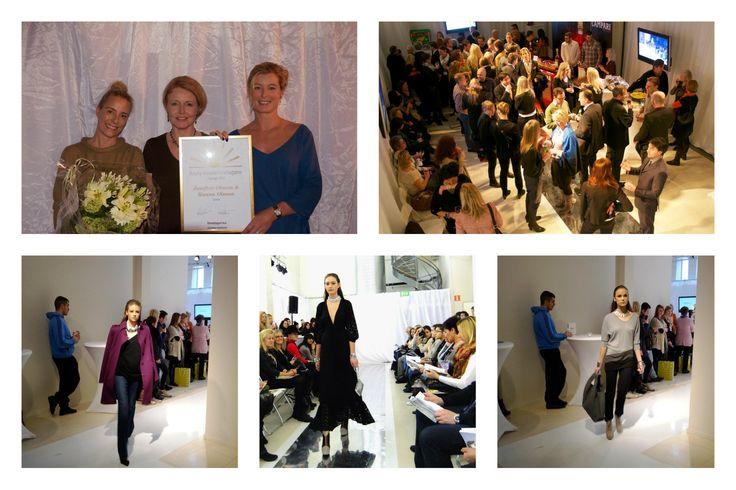 Vi hjälpte Företagarna under deras första deltagande i Stockholm Fashion Week, där även priset årets modeföretagare instiftades tillsammans med Stockholm Modecenter
