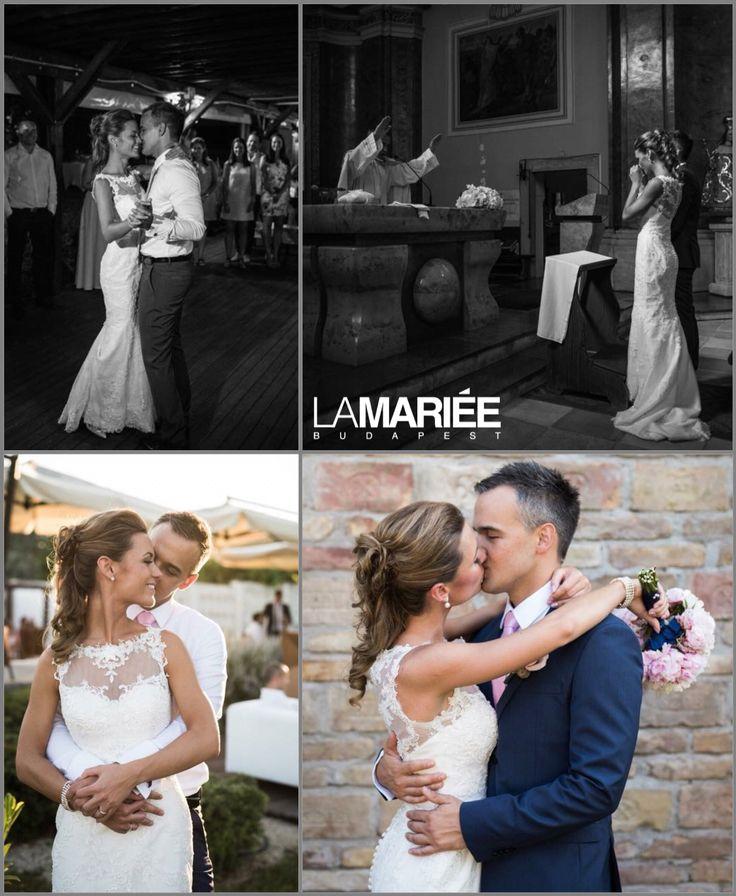 Aloe esküvői ruha - Aire Barcelona  Adél menyasszonyunk  http://mobile.lamariee.hu/menyasszonyi-ruha-kollekciok/eskuvoi-ruhak/aire-2015