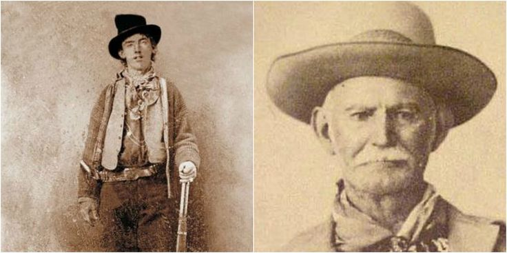 We've probably all heard stories about the notorious Old West gunfighter Henry McCarty, better known as Billy the Kid. According to some accounts, Henry Mc