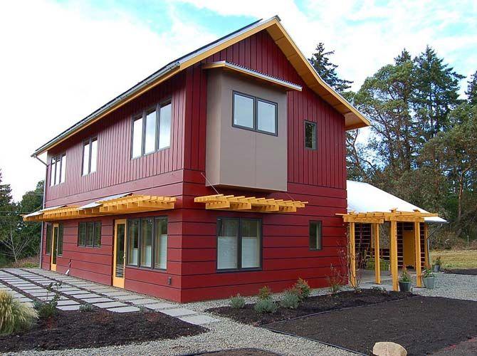 Framehouse Plan Wrap Around Porch