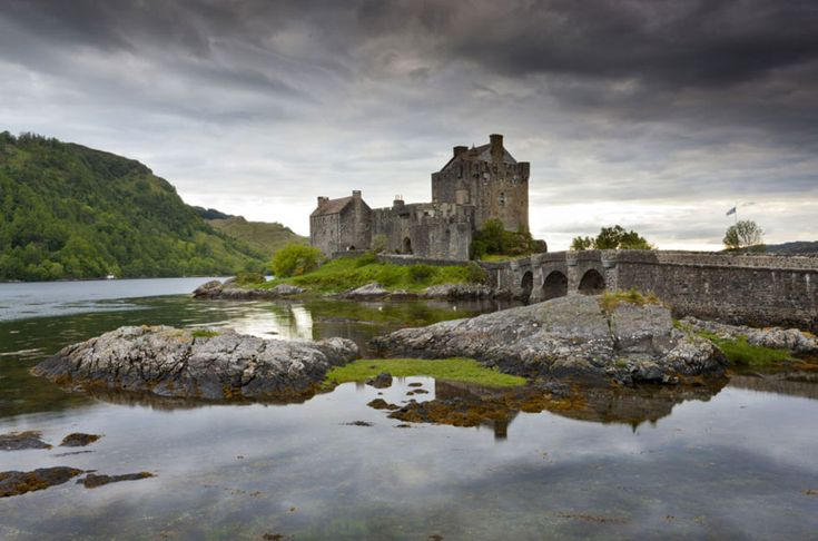 The Brave: Ribelle – Eilean Donan Castle, Scozia, UK