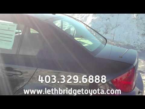 Used 2009 Chevy Cobalt LT Sedan for Sale in Lethbridge, Alberta