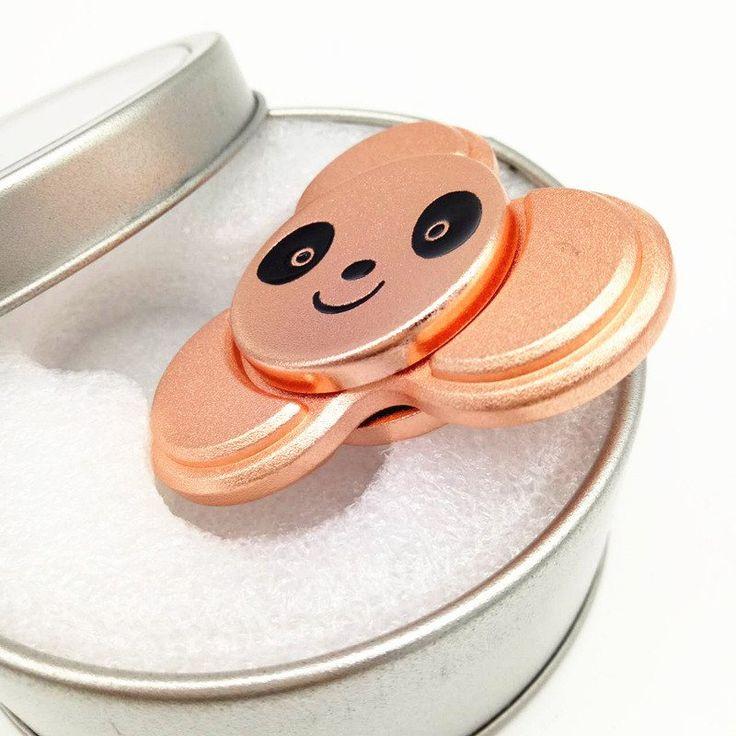Panda Face Spinner