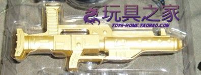 artist optimus prime mp01 gold takara tomy & lucky draw wapon #transformer