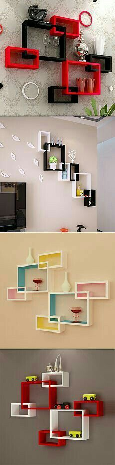 Wonderful display shelves