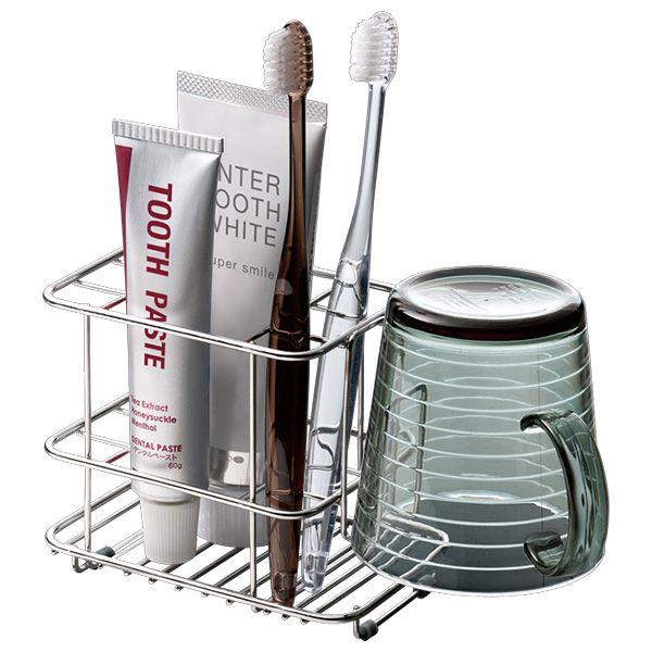 楽天市場】ステンレス 歯ブラシホルダー スリム 吸盤 ( 歯ブラシ ... 他にお買い物はございませんか?