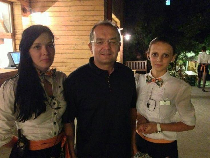 Până și dl Boc, primarul Clujului, a rămas încântat de Livada noastră!