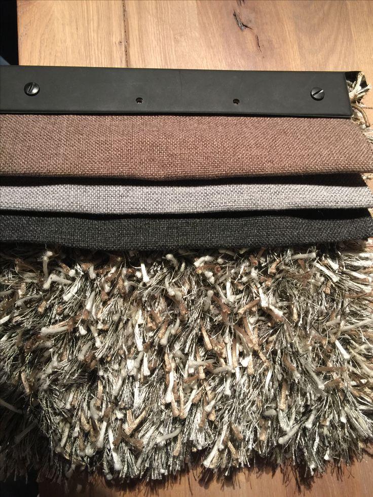 Handig Kleurenpalet karpet Goossens meubelen