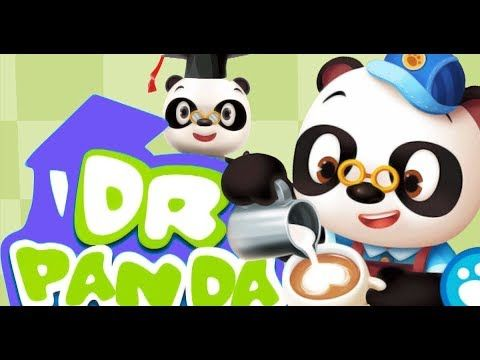Panda Doctor Cartoon Hospital   Doctor Games for Kids Children Toddlers ...