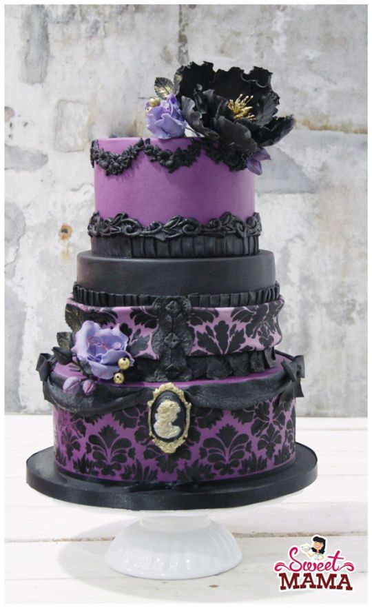 punk wedding cakes best 25 wedding cakes ideas on 18846