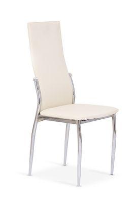 Jedálenská stolička - Halmar - K3 vanilková