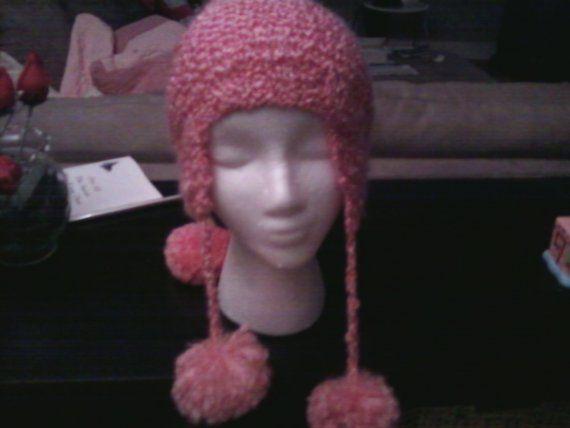 Ladies babies Winter Hat /warmcozy by inspirebynancy on Etsy, $29.99