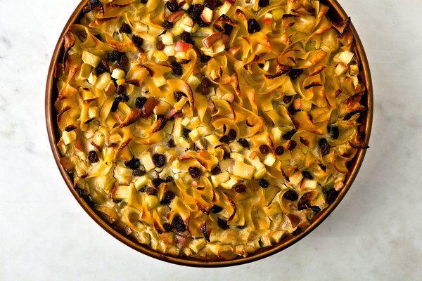rosh hashanah recipes nyt