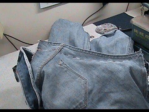 Vídeo-aulaAprenda Ajustar a calça jeans(parte 2)