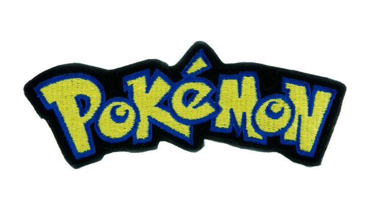 Gotta Catch em All Pokemon Patch Iron on Applique Alternative Clothing Pikachu