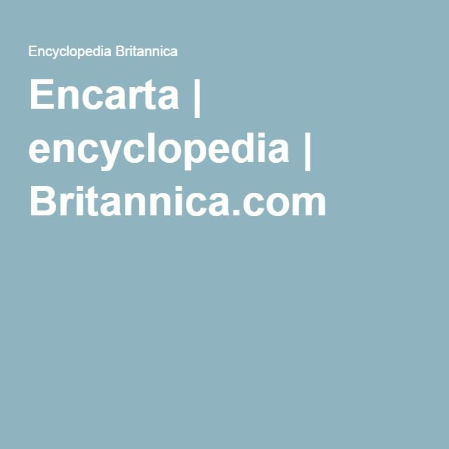 encarta encyclopedia 2007 free  full version