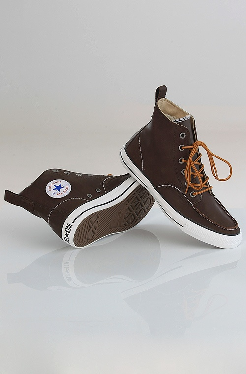 Converse All Star High Classic Boot kengät Chocolate 89,90 € www.dropinmarket.com