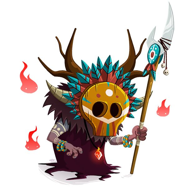 Character Design- Illustration