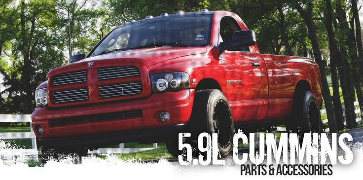 Dodge 5.9L Cummins Parts | 2004.5-2007 | XDP