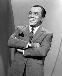 The Ed Sullivan Show is an American TV variety show that originally ran on CBS from Sunday June 20, 1948 to Sunday June 6, 1971, and was hosted by New York entertainment columnist Ed Sullivan.[1]  In 2002, The Ed Sullivan Show was ranked #15 on TV Guide's 50 Greatest TV Shows of All Time.[2]