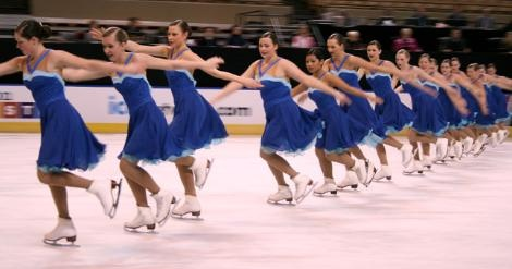 2012 U.S. Synchronized Skating Championships at the DCU CenterDcu Centerhad