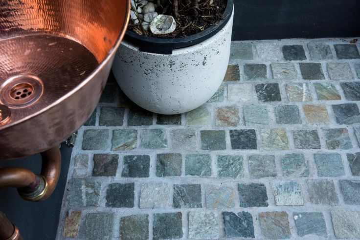 How do these Bonza Cobblestones look against a contemporary setting? Visit our website to learn the various characteristics of each stone and receive individual assistance in choosing just the right product to beautify your home and garden.  http://www.armstone.com.au/products/cobblestones/bonza/