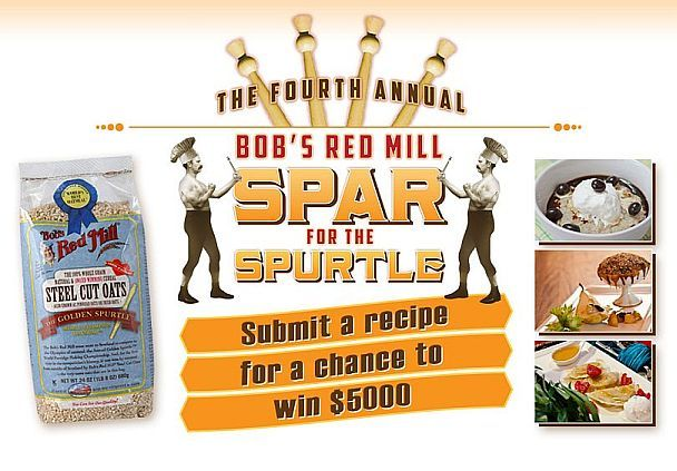 WIN $5000 | Spar for the Spurtle | Bob's Red Mill