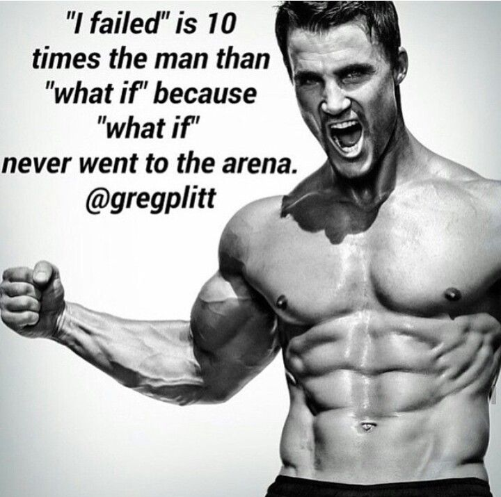 always such a great motivator! And really friendly, I spent nearly an hr talking to him about fitness once..he will be missed ....R.I.P. Greg Plitt
