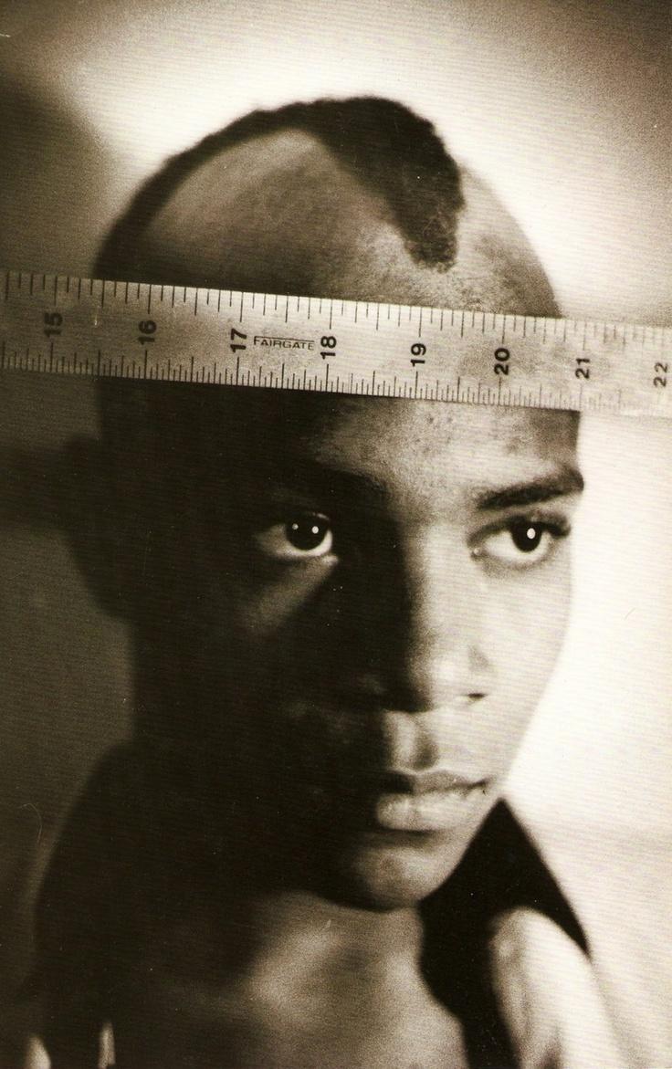 Jean-Michel Basquiat by Nicholas Taylor portrait. Beautiful, but shocking portrait.