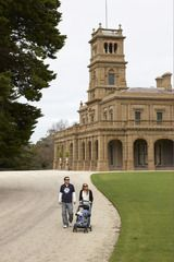 Image - Werribee Park Mansion